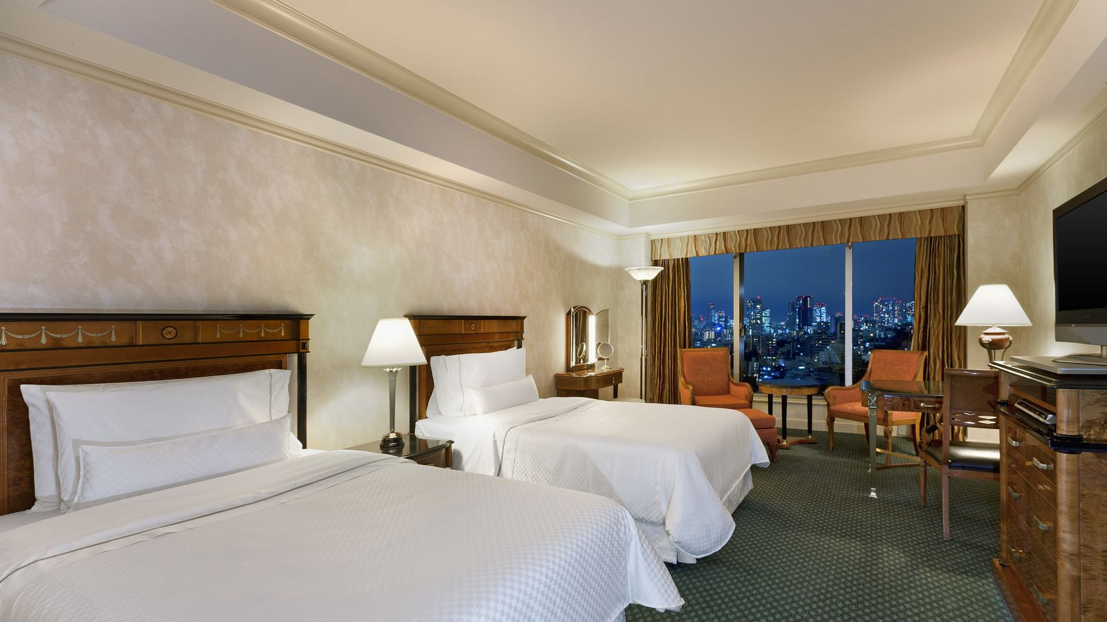 City View Deluxe Twin Rooms