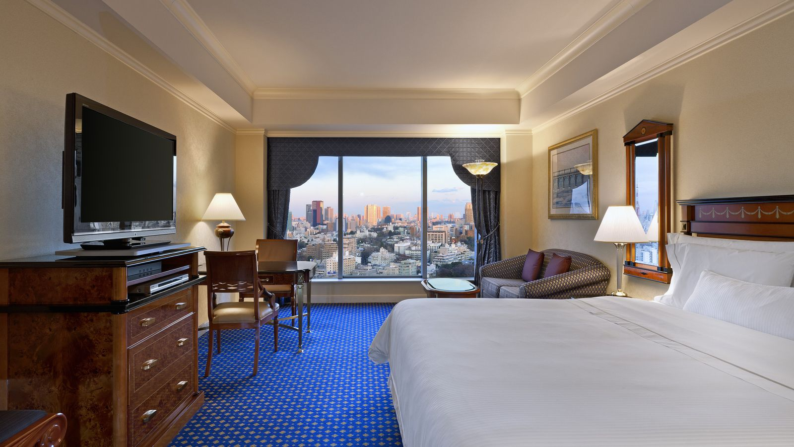 City View Executive King Rooms