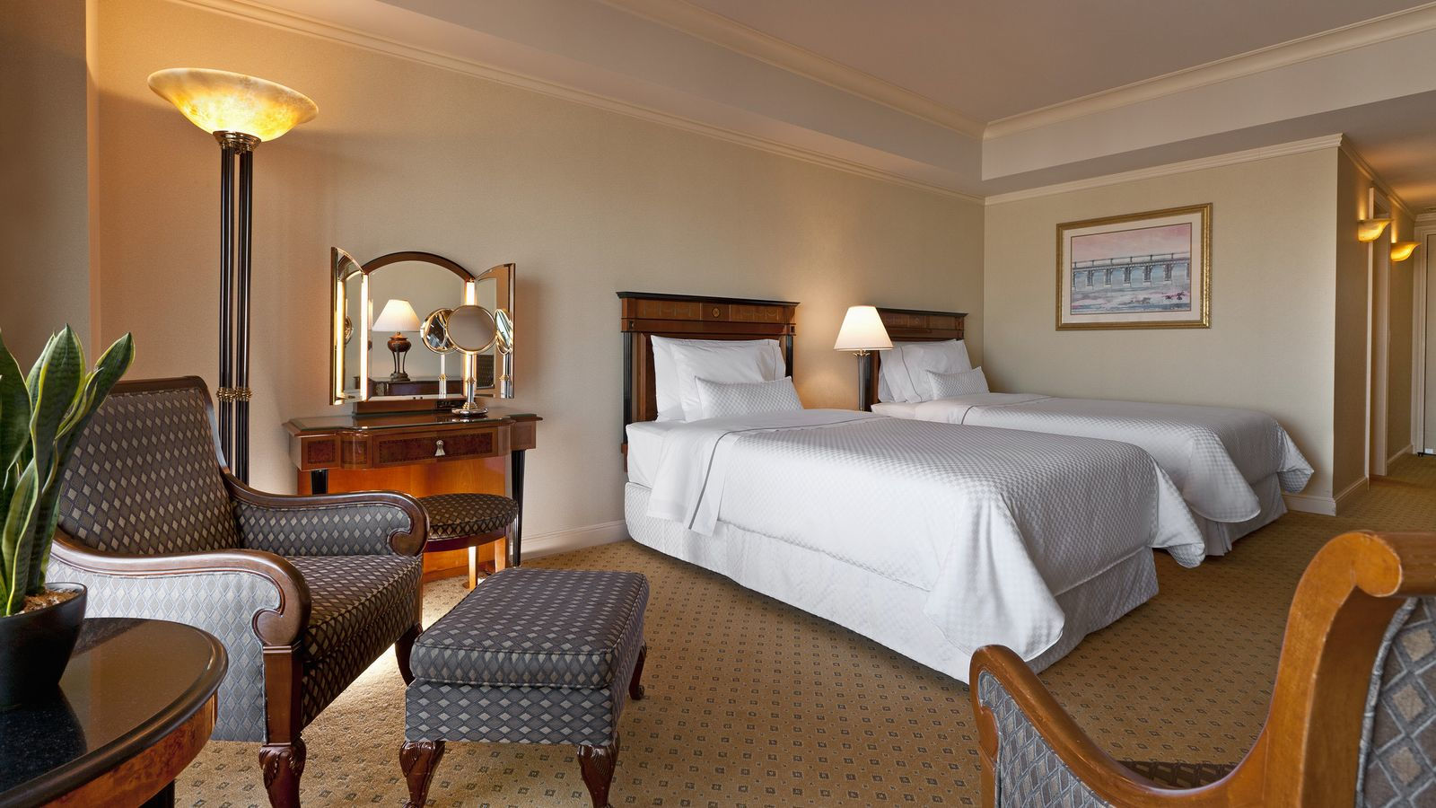 Executive Twin Rooms