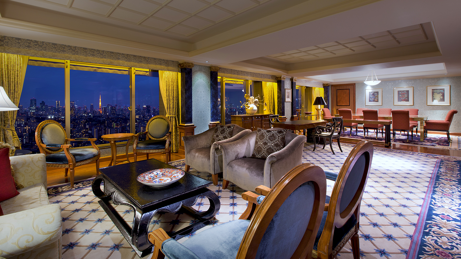Presidential And Imperial Suites